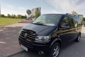 VW Caravelle 2014 (8 мест)
