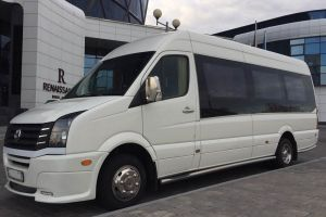 VW Crafter 2015 (20 places)